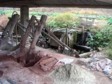 Traditional Porcelain Clay Mill